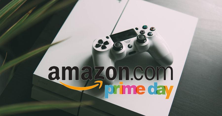 Mejores ofertas PS4 Amazon Prime Day