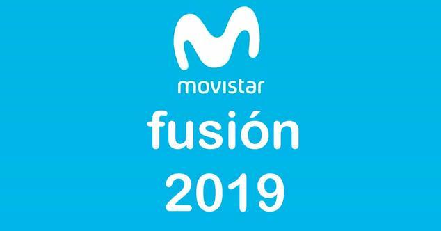 movistar fusión 2019