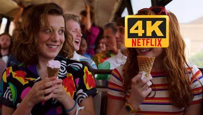 Consiguen «romper» el DRM 4K de Netflix y descargar Stranger Things: ¿vuelven los WEB-DL?