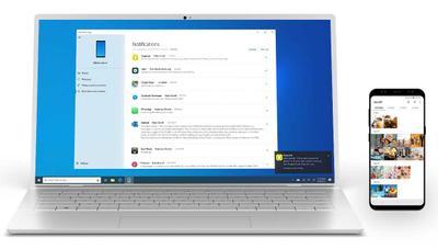 Windows 10 ya muestra notificaciones de tu móvil Android en PC: así puedes activarlo