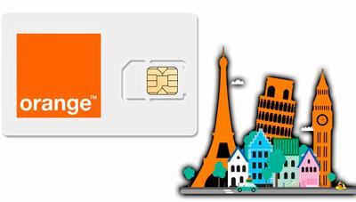 Orange ofrece 40 gigas de datos en su tarjeta prepago Holidays Spain, también en eSIM