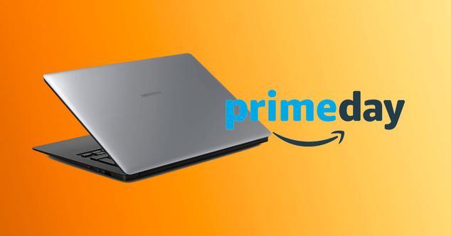 Portátil de Medion por menos de 100 € en Amazon Prime Day