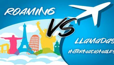 Roaming vs llamadas internacionales, no te confundas este verano