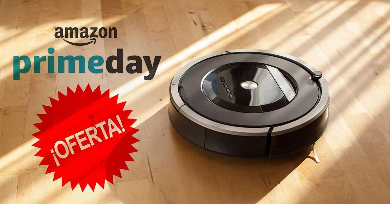 robot aspirador oferta amazon prime day 2019