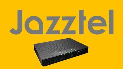 Cuál es el router de fibra óptica que instala Jazztel y cómo se configura paso a paso