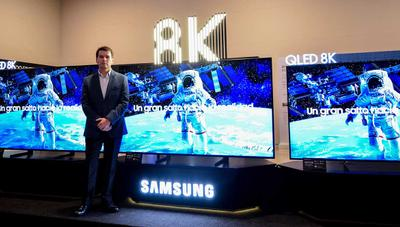 Samsung podría lanzar Smart TV 8K de gama media