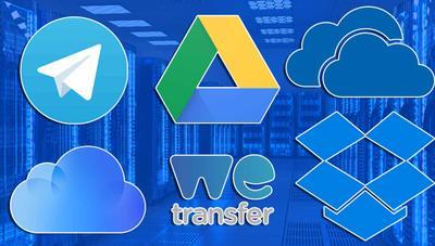 Dropbox, Google Drive, OneDrive y WeTransfer: ¿cuál permite enviar archivos de más gigas?
