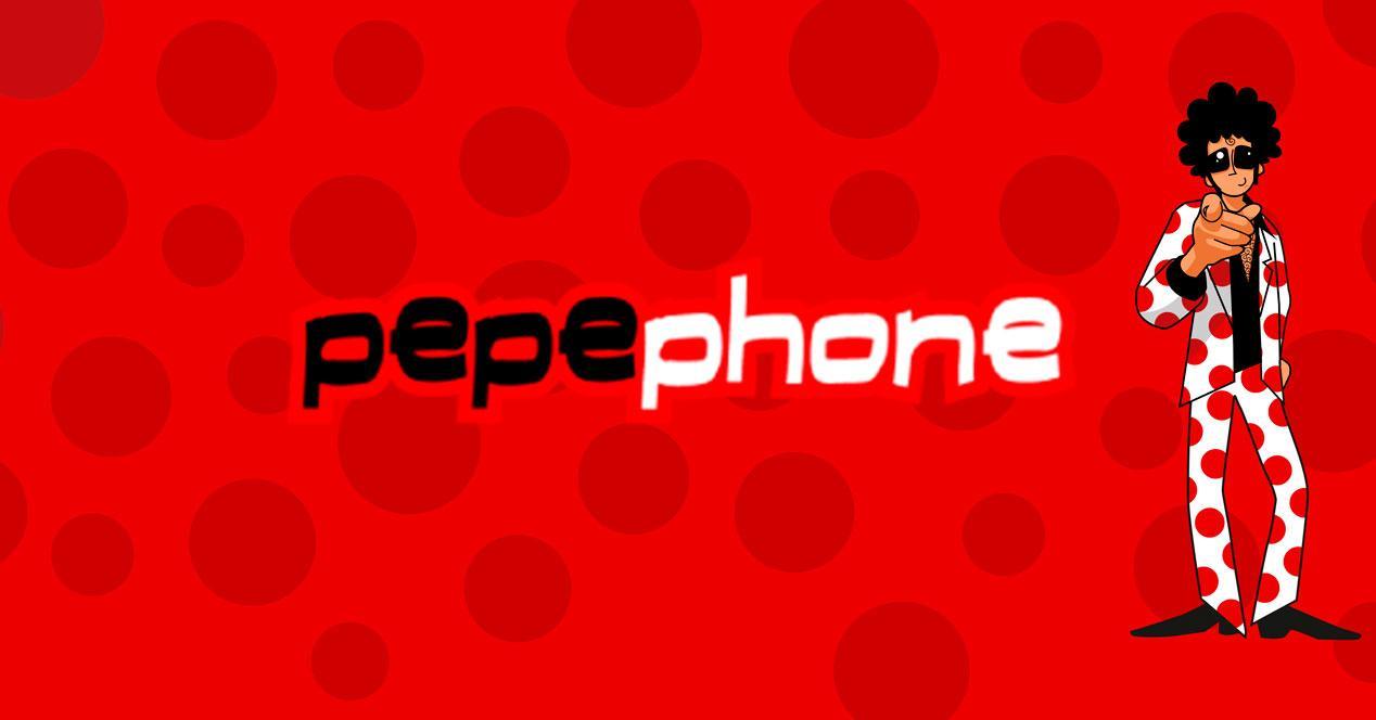 Tarifas Pepephone para móvil y fibra óptica