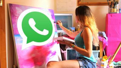 WhatsApp te permitirá editar las fotos más rápido antes de enviarlas