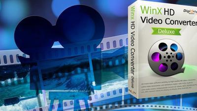 Cómo convertir vídeos a otros formatos fácilmente con WinX HD Video Converter Deluxe (sorteo de licencia)