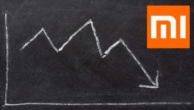 Xiaomi pierde la mitad de su valor en un año