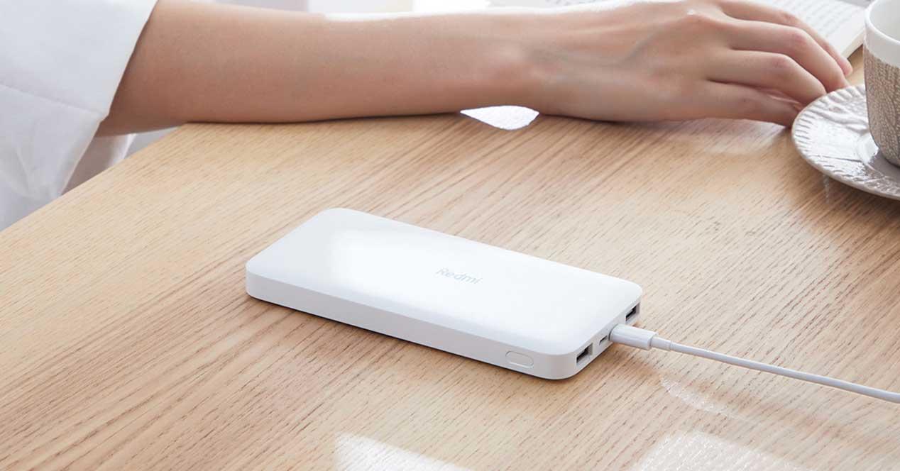 xiaomi redmi batería externa