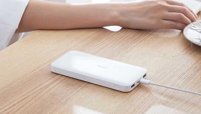 Xiaomi lanza sus baterías externas Redmi baratas: 10.000 y 20.000 mAh, USB C y carga rápida