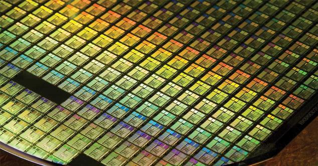 7 nm oblea tsmc