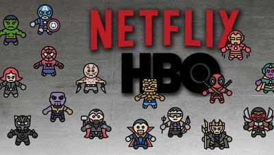 Las mejores series de superhéroes en Netflix y HBO
