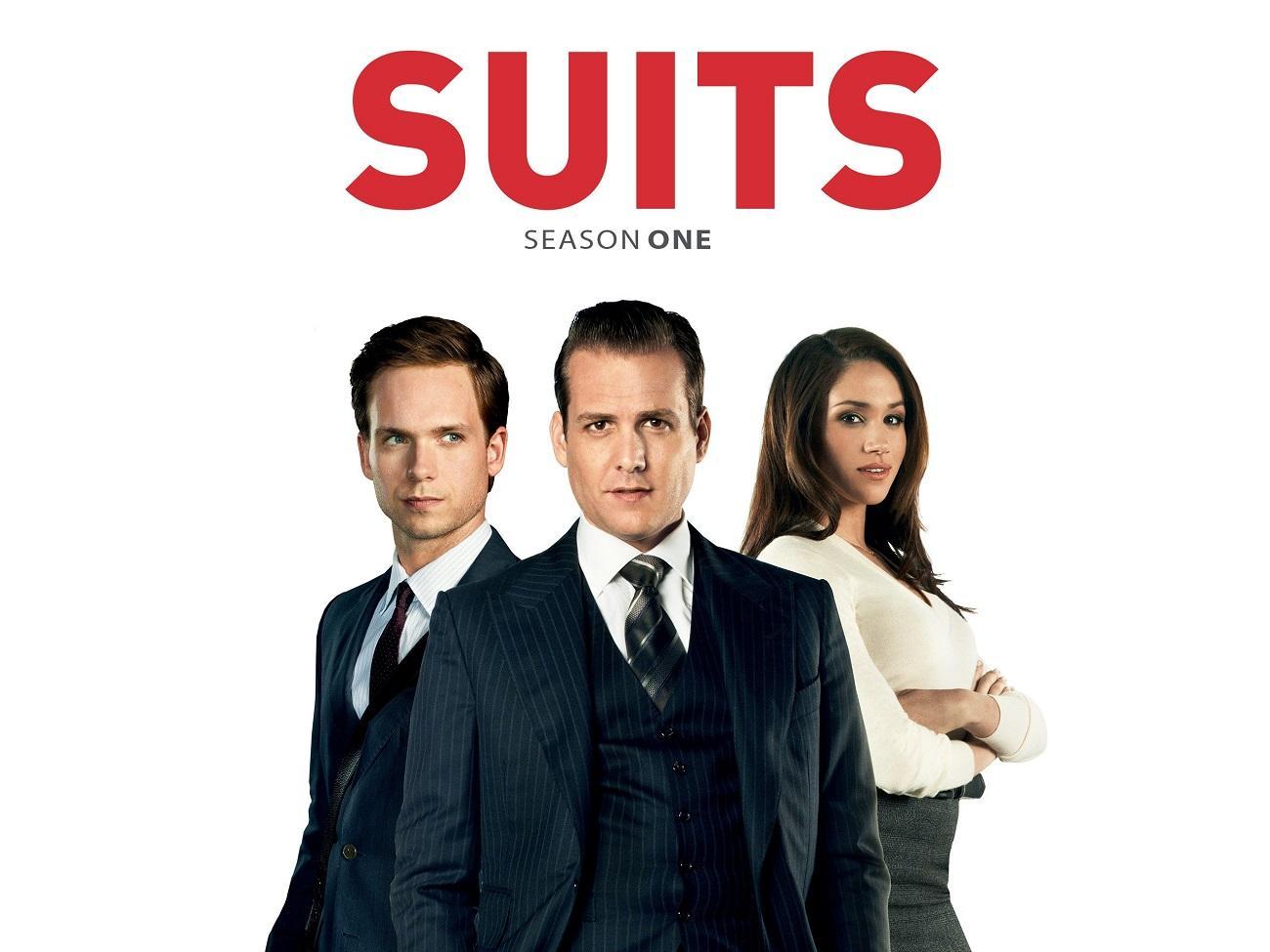 Mejores series de empresarios - Suits