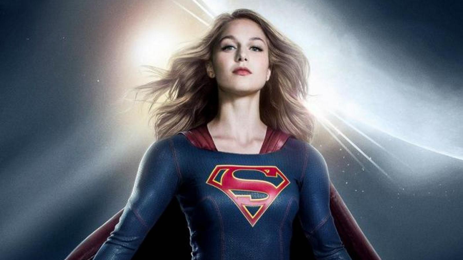 Mejores series de superheroes - Supergirl