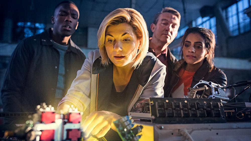 Mejores series del espacio - Doctor Who