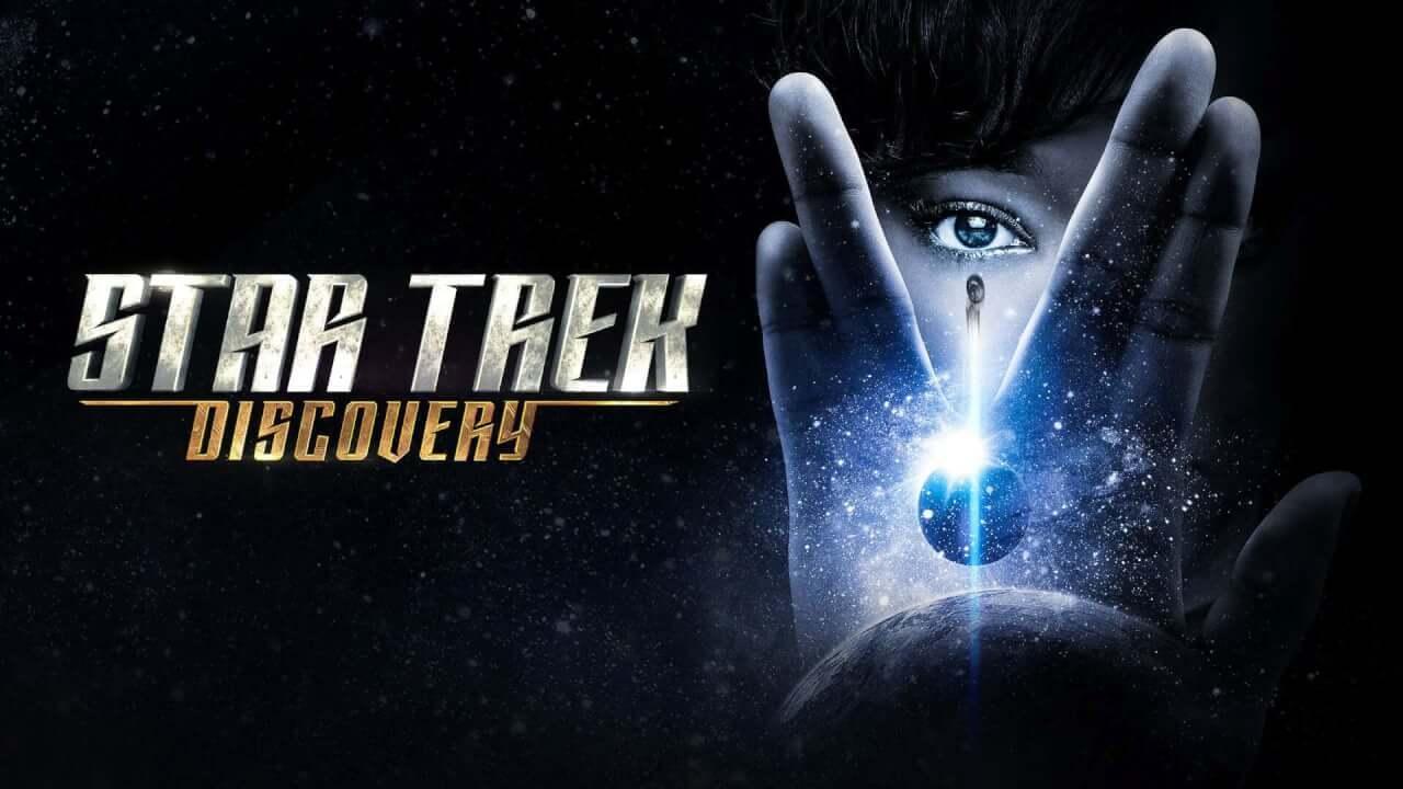 Mejores series del espacio - Star Trek Discovery