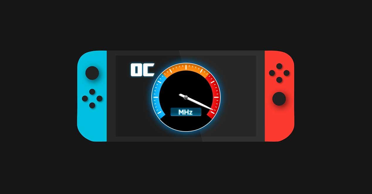 Nintendo switch overclock
