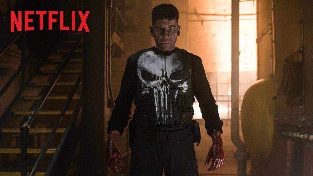 Series canceladas por Netflix - The Punisher
