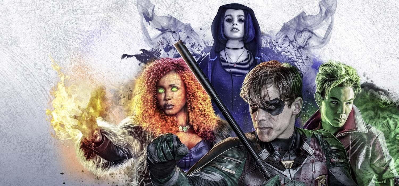 Mejores series de superhéroes - Titanes