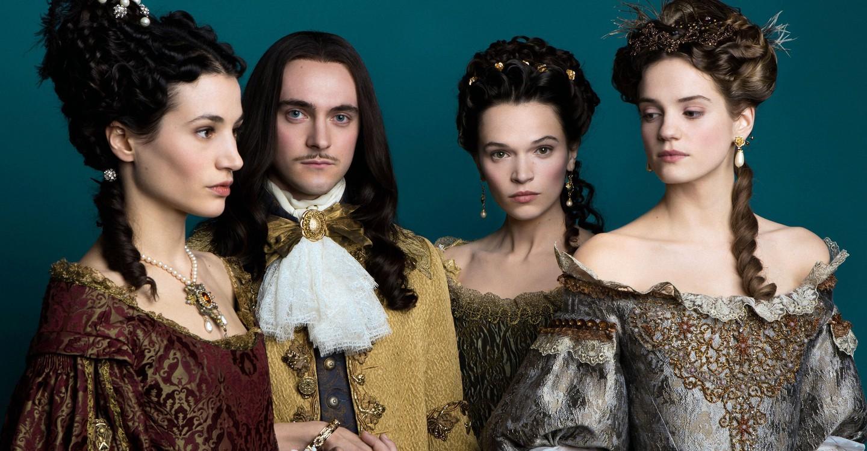 Versalles - Mejores series de no ficción