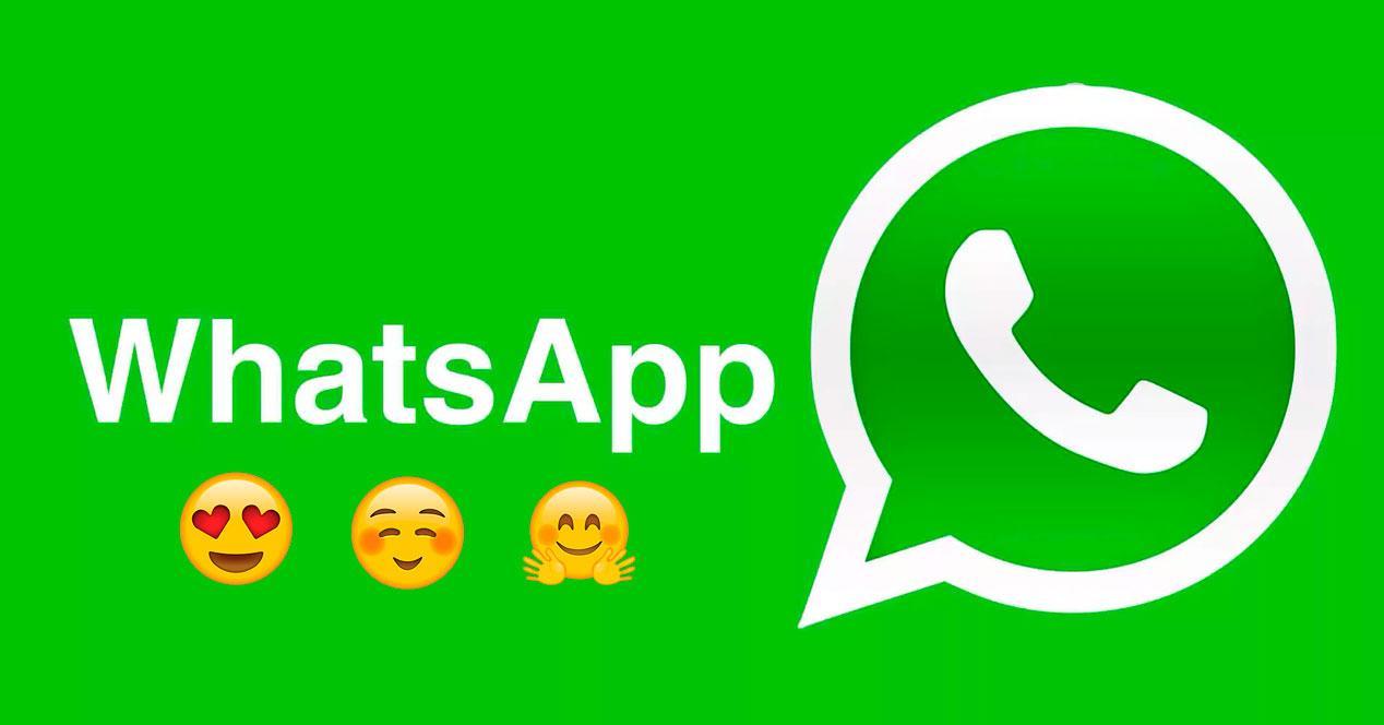 Agregar emojis o emoticonos nuevos a WhatsApp