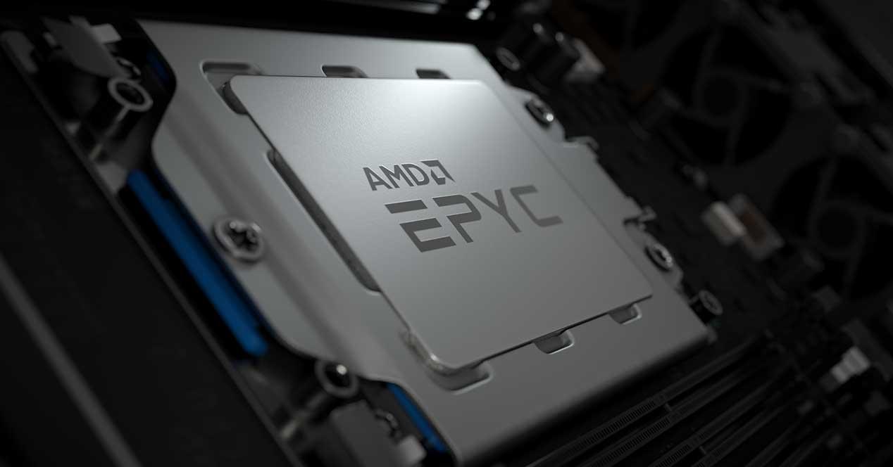 Ver noticia 'Noticia 'AMD anuncia los procesadores más potentes del mundo con 64 núcleos''