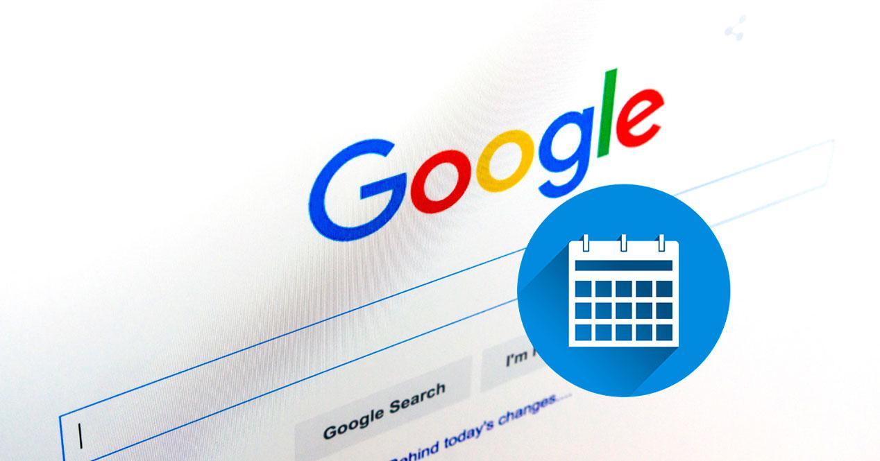 Búsqueda por fecha en Google