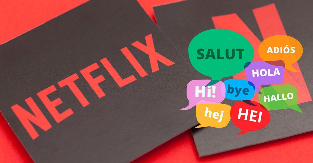 Pasos para cambiar el idioma de tu cuenta de Netflix