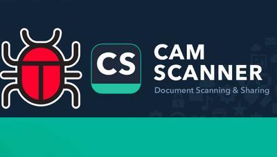 CamScanner ha estado hackeando tu móvil Android: bórrala YA
