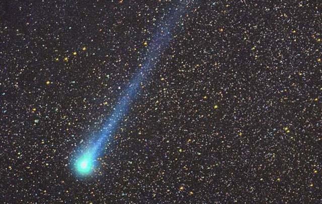 Cometa Perseidas 2019