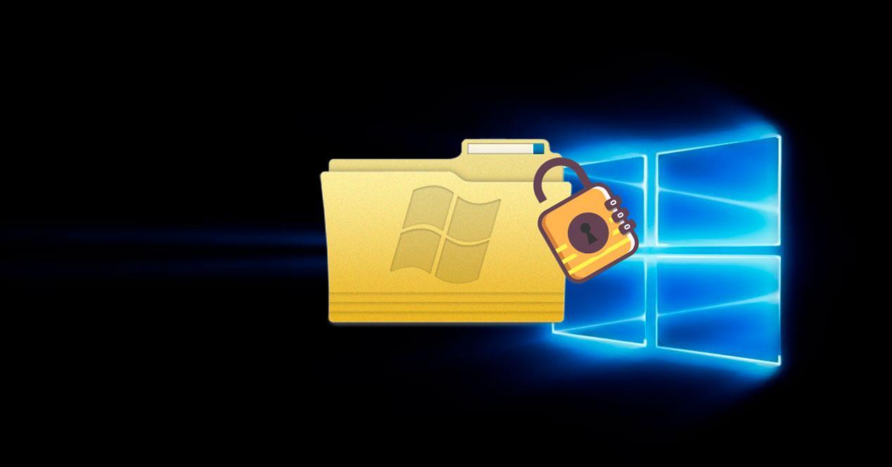 Configurar permisos de carpetas y archivos en Windows 10