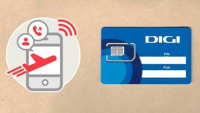 Miles de tarjetas SIM de Digi no tienen roaming: cambio de SIM obligatorio