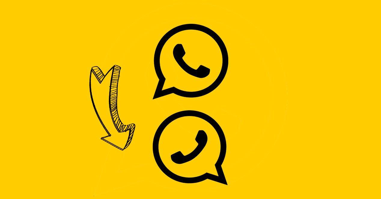 Consigue que tus mensajes destaquen en WhatsApp escribiendo «boca abajo»