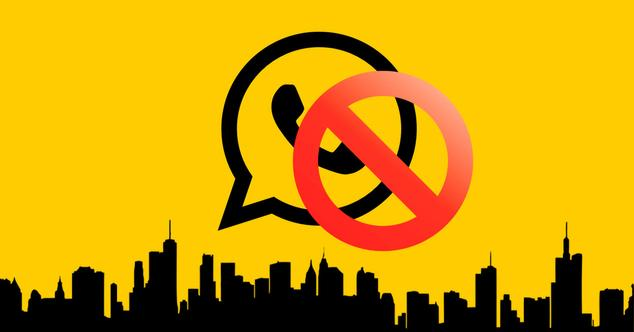 Evitar vecino de número en WhatsApp