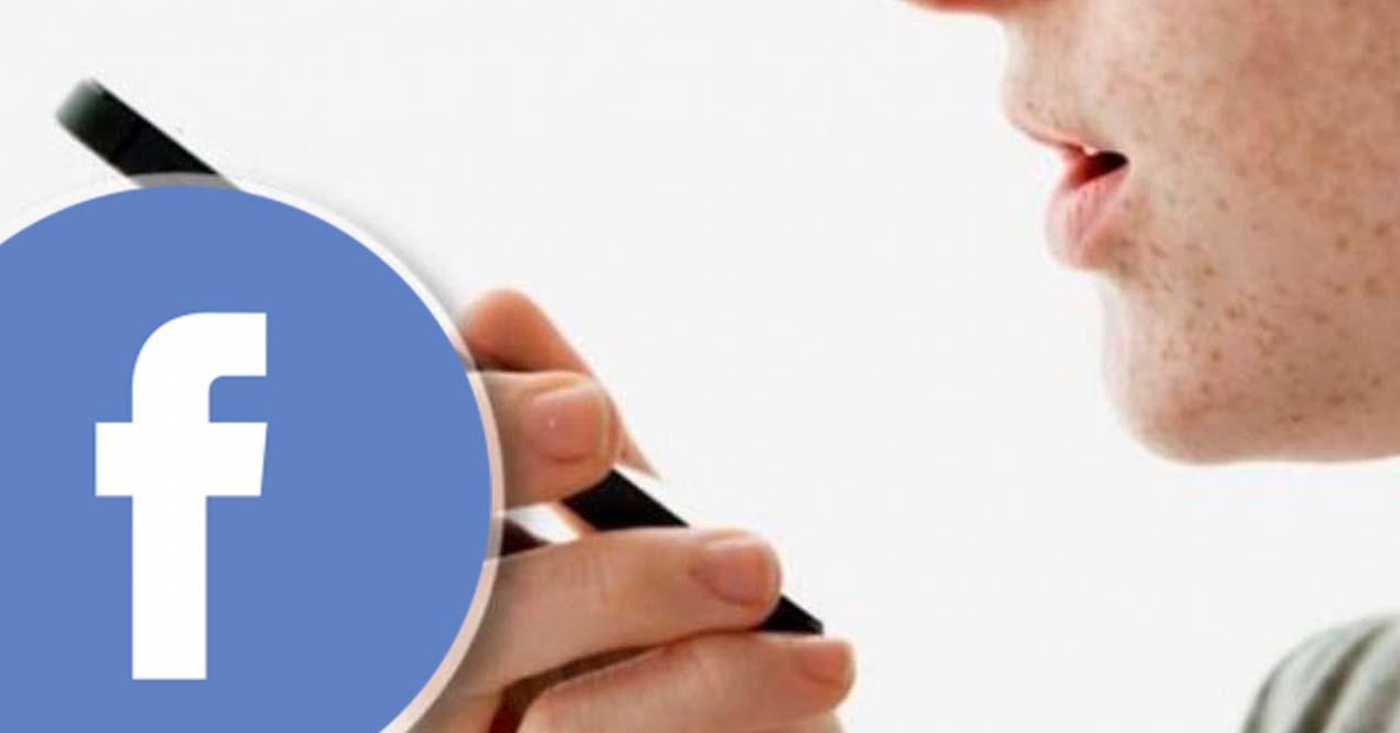 Facebook ha estado escuchando los mensajes de voz de los usuarios de Messenger
