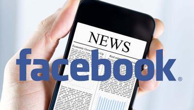 Facebook creará una nueva pestaña de noticias a golpe de talonario