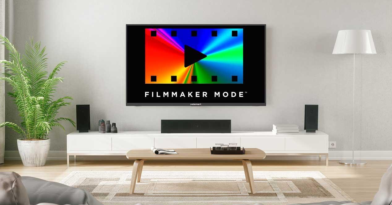filmmaker mode smart tv