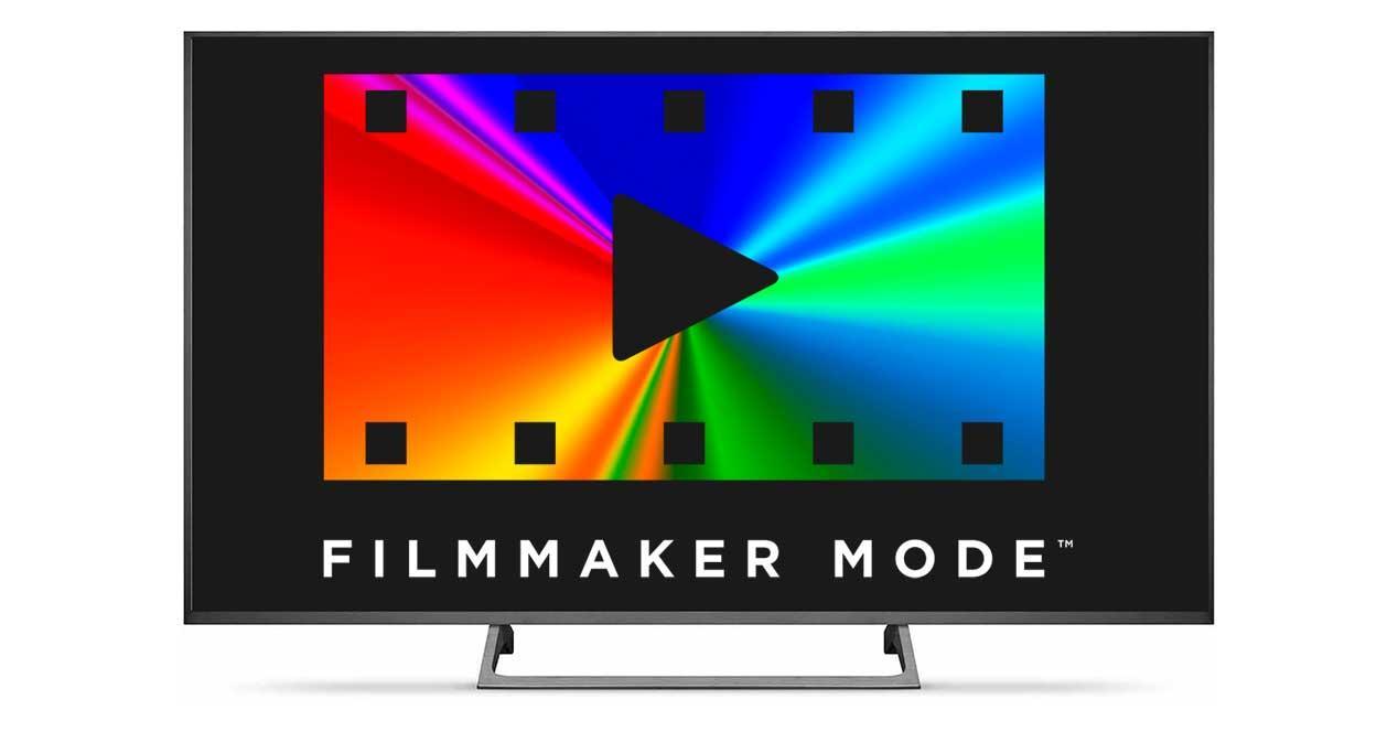 filmmaker mode tv