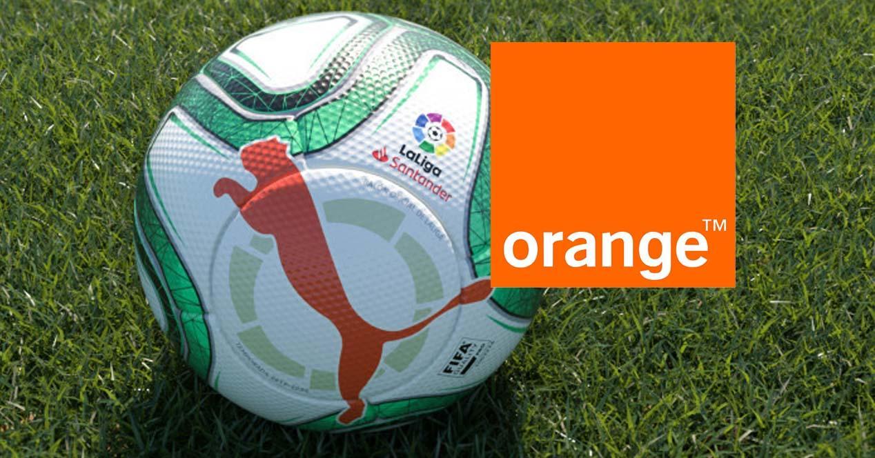 Ver noticia 'Noticia 'Todo el fútbol gratis, así es la nueva oferta de Orange''