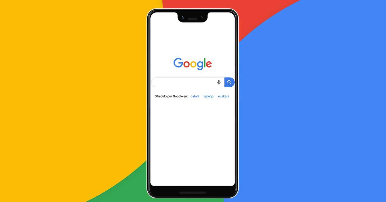 google busqueda android