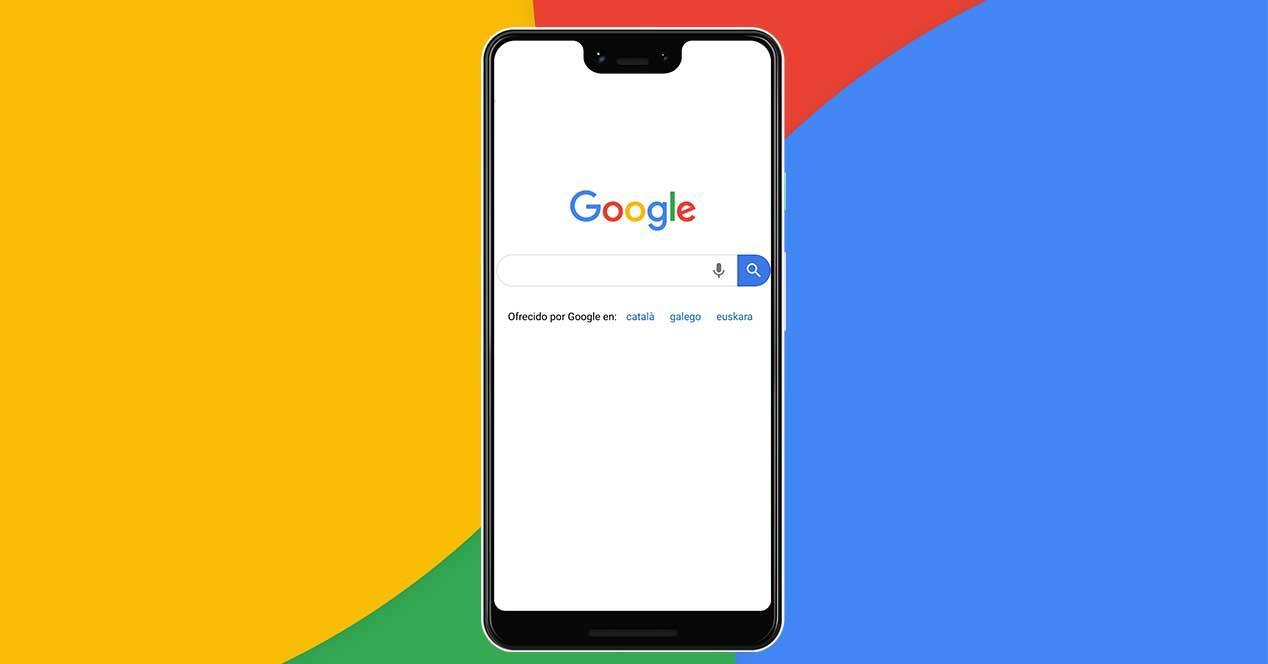 google busqueda android