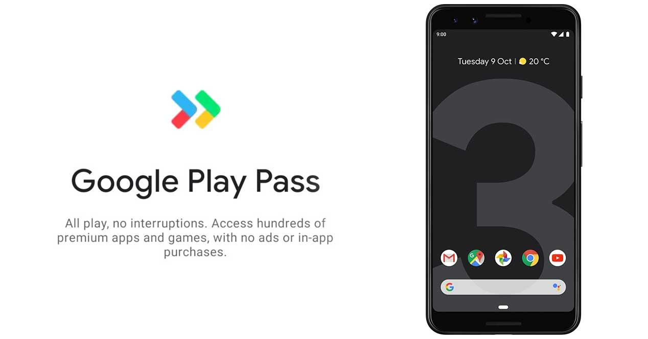 google play pass android