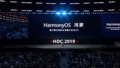 Huawei anuncia HarmonyOS: su sistema operativo podrá ejecutar apps de Android