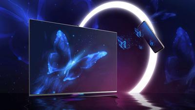 Honor Vision, el primer televisor inteligente basado en HarmonyOS de Huawei