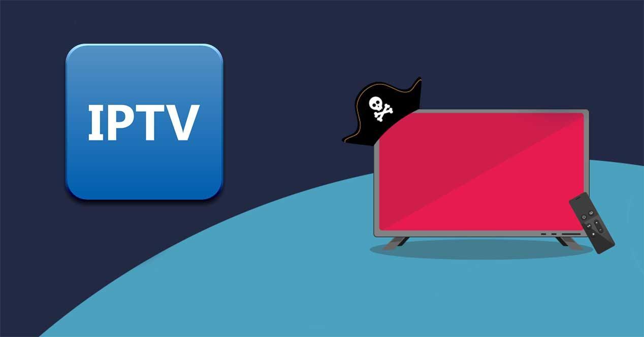 iptv pirateria