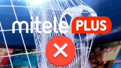 Mitele Plus: la red se llena de quejas por sus cortes para ver el fútbol