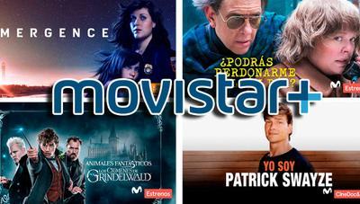 Todas las series y películas que se estrenan en septiembre de 2019 en Movistar